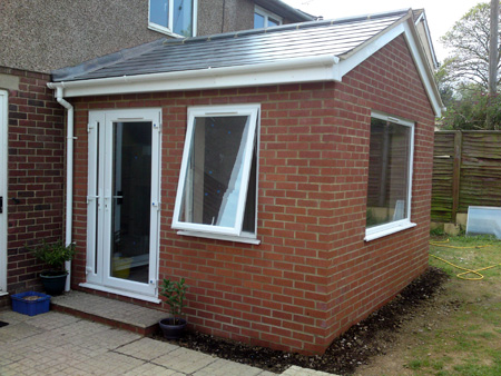 Extension Dursley Gloucestershire