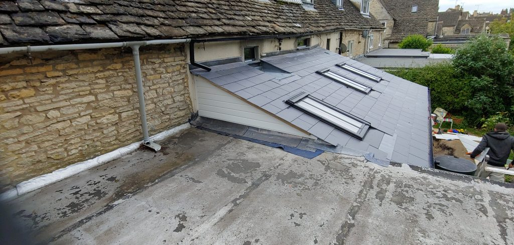 Lean To Roof Extension Minchinhampton