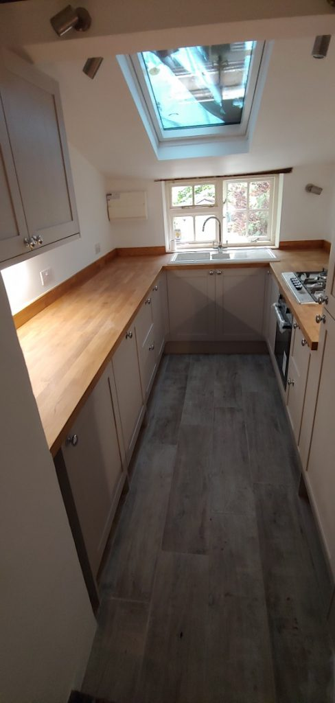 New Kitchen Stroud