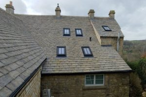 Stone Tiled Roof Amberley
