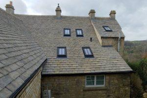 Stone Tiled Roof Amberley